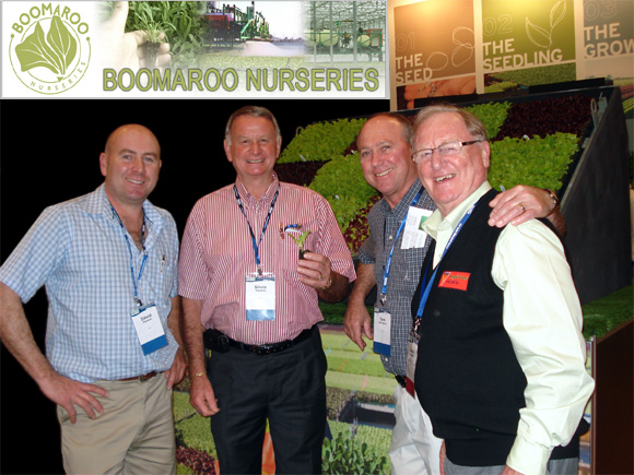 VGA delegates enjoy AUSVEG conference