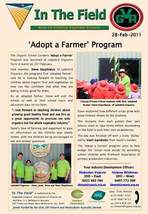 """""""Adopt a Farmer"""""""