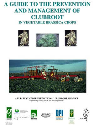 VG04014 Clubroot Booklet
