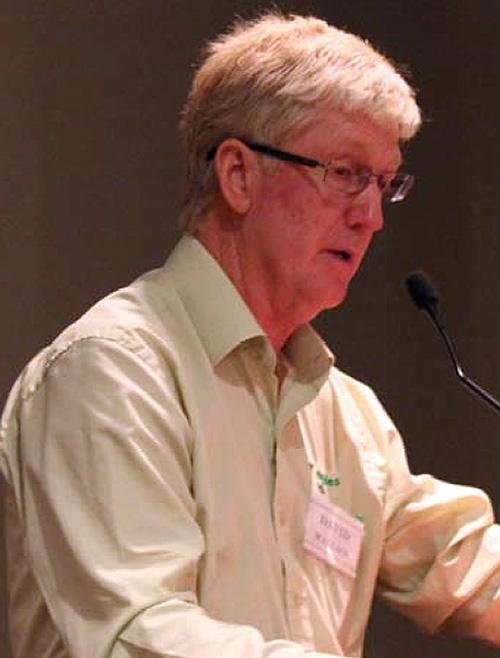David Wallace - VGA President 2016