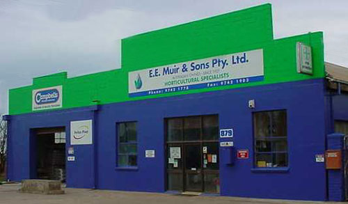 EE Muir & Sons Werribee South store