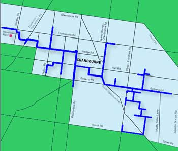 EIS map