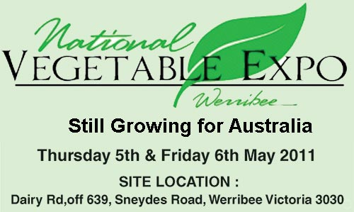 National vegetable Expo 2011