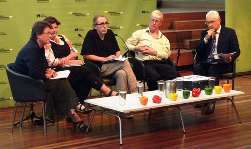 Feeding a Growing Melbourne - Panel