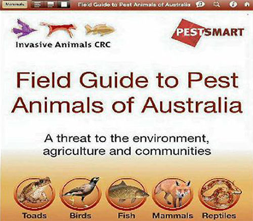 Field Guide to Pest Animals of Australia