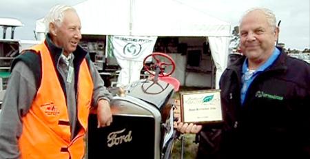 GT Tractors - Best Expo Industry Display 2011