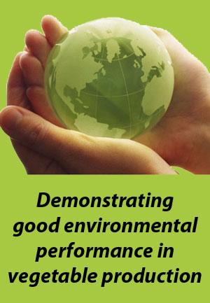 demonstrating good environmental performance