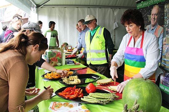Harvest Picnic at Werribee
