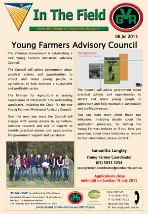Young Farmers Council