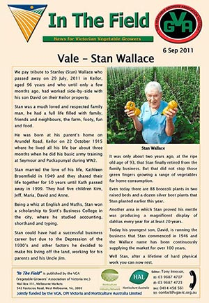 Vale - Stan Wallace