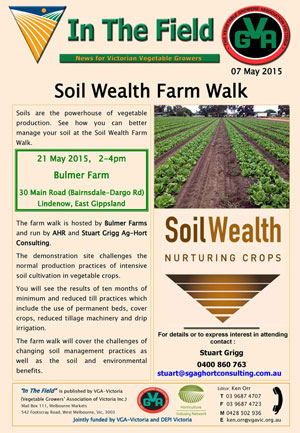 Soil Wealth Farm Walk