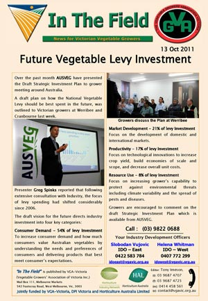 Levy Investment Meeting