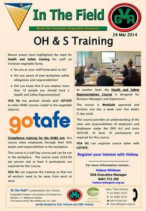 OH&S Training