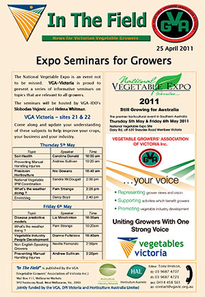 Expo Seminars for Growers