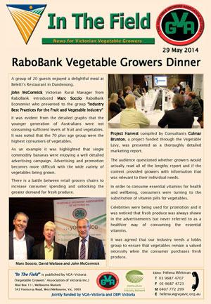 Rabobank Dinner 2014