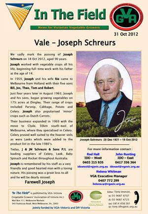 Vale - Joseph Schreurs