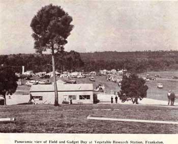 Field & Gadjet day 1967