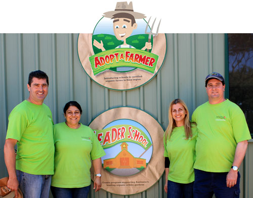Ladybird Organics - Skopilianos Family