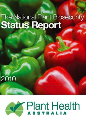 National Plant Biosecurity Status Report