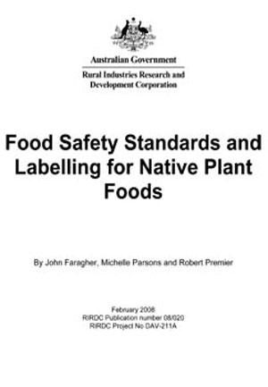 Native Food Standards