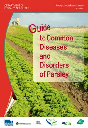 VG04025 Guide to Common Diseases and Disorders of Parsley