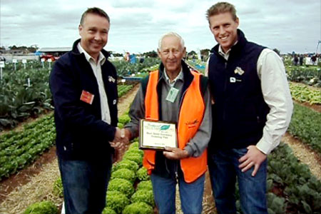 South Pacific Seeds- Best Expo Seed Plot 2011