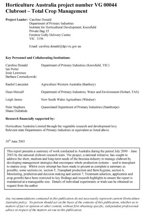 VG00044 total clubroot management extract