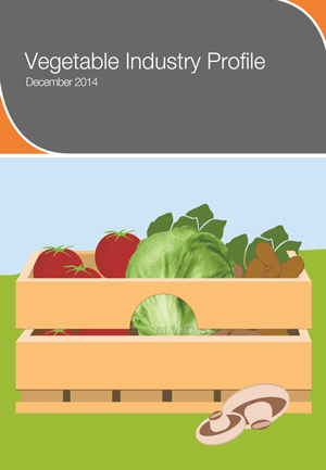 Victorian Vegetable Industry Profile - Dec 2014