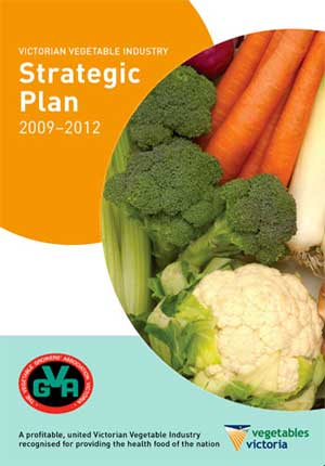 Vegetable Strategic Plan