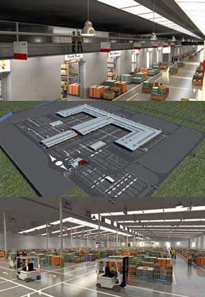 Proposed Epping Market Floor