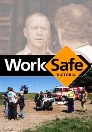 Farm accident WorkSafe Victoria