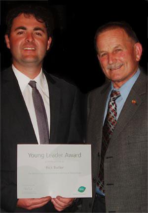 Rick Butler Young Leader Award