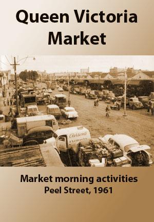 Queen Victoria Market 1961