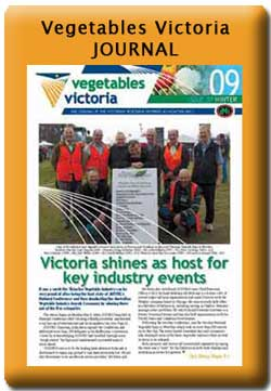 Vegetables Victoria Magazine