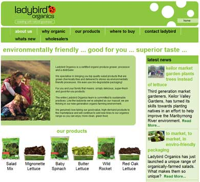 Ladybird Organics